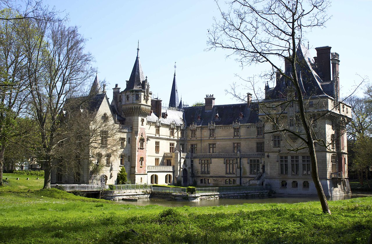 Vente terrain constructible Vigny dans le 95 - près du Château avec Flint Immobilier