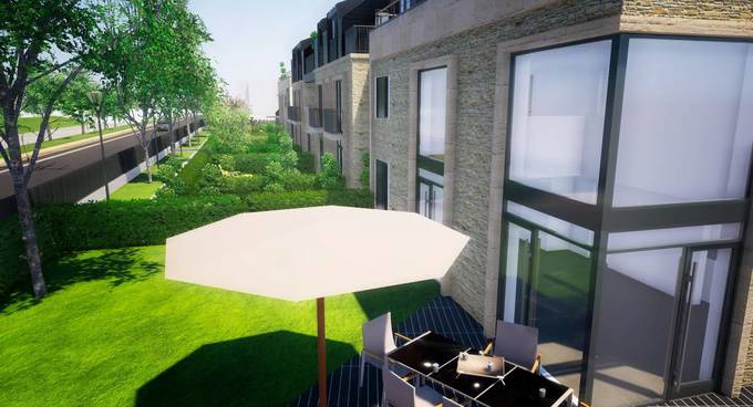 Achat appartement neuf Chantilly