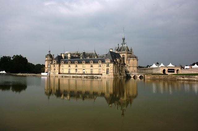 Château de Chantilly Oise