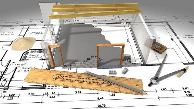 Plan de masse - construction