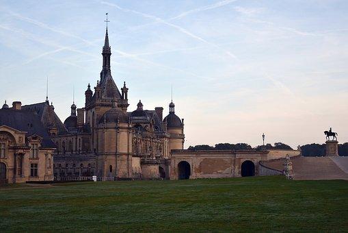 Les prix au m2 dans l'Oise (60) : Chantilly, Beauvais, Compiègne...