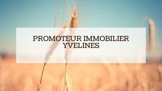 Promoteur immobilier Yvelines