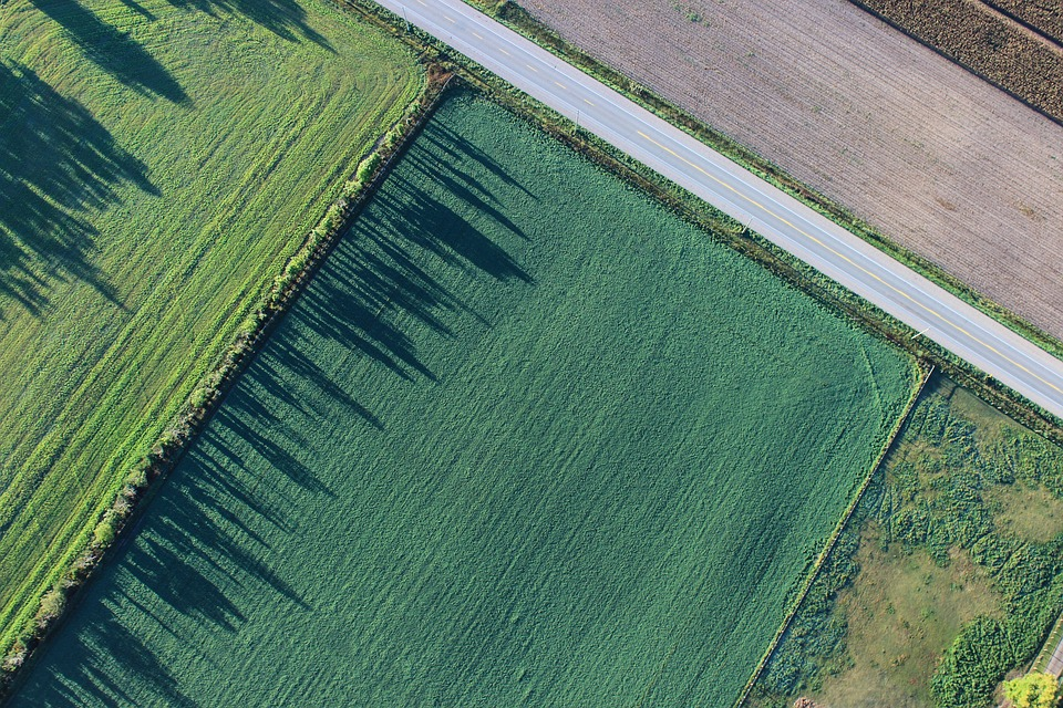 Rendre un terrain agricole constructible