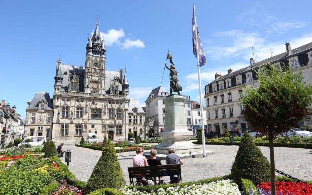 Vivre à Compiègne et alentours
